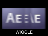 Thumbnail for: Wiggle in one dimension