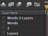 Thumbnail for: Words2Layers jsx-script