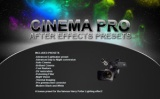 Thumbnail for: Cinema Pro After Effects Presets