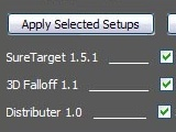 Thumbnail for: SureTarget and 3D Falloff Setup Generator
