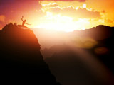 Thumbnail for: Canyon Dusk - Matte Painting in After Effects