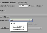 Thumbnail for: Frame Rate Converter (Video Copilot, Preset 12)