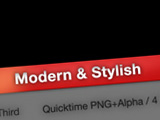 Thumbnail for: Modern & Stylish Lower Third